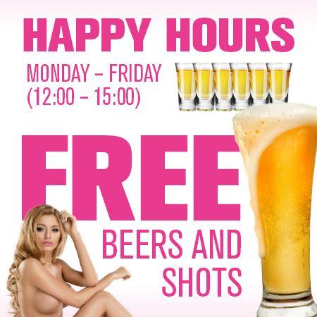 Happy Hours!🍻