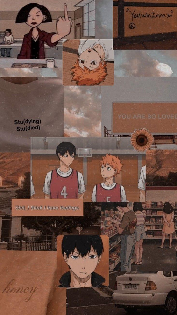 Kagehina Wallpaper Cute Anime Wallpaper Anime Wallpaper Iphone Haikyuu Anime