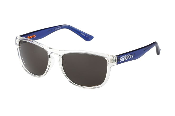 Superdry. $199. Product code: 30399990. www.specsavers.co.nz