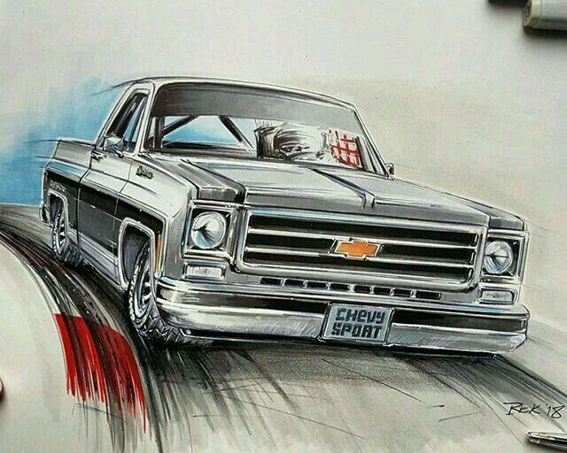 Pin De Cesar Gonzalez Em Camionetas Desenhos De Carros Imagens De Carros Antigos Carros