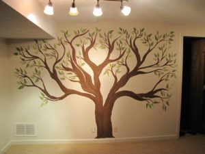 Family Tree Wall Murals