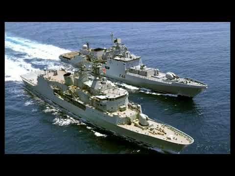 Indian Navy gets upgraded Krivak III class (Talwar) Frigates - YouTube