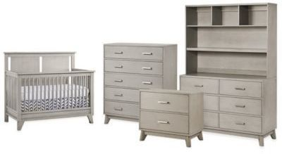 Kingsley Wyndham Nursery Furniture Collection Featuring 4-in-1 Convertible Crib