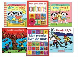 Livre French First Concepts (Pre-K to K) de Scholastic Canada Ltd