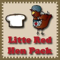 Free Little Red Hen Pack for ages 2 to 8 over 65 pages - 3Dinosaurs.com