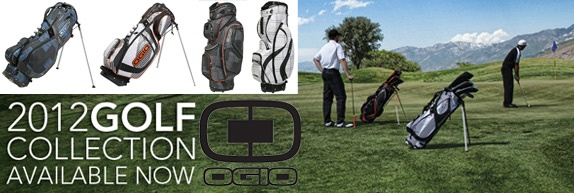 Yes Sir can I have another ... OGIO Golf Bags 2012 ... 2nd to none!