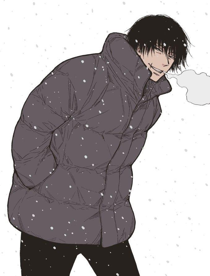 Jujutsu Kaisen Toji Zenin In 2021 Jujutsu Anime Character Art