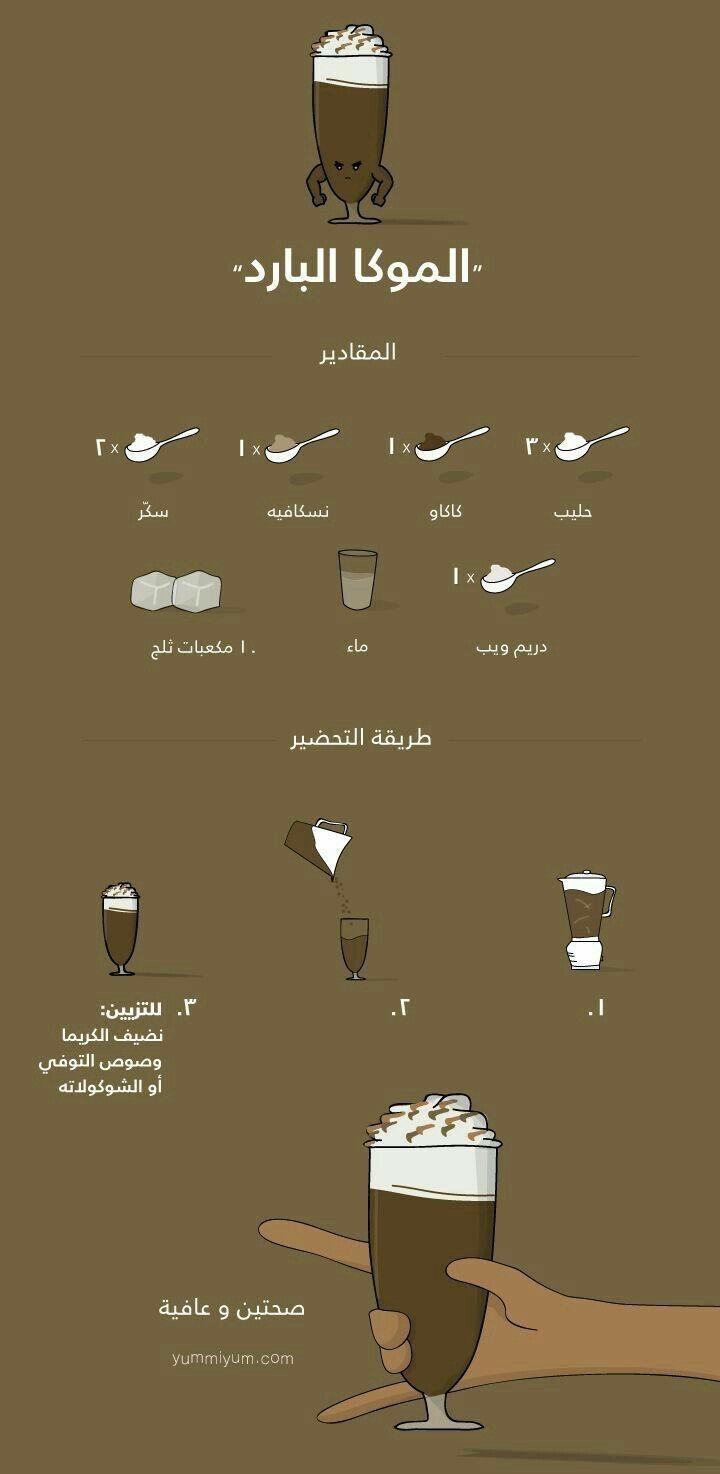 Pin By Min Suga On شموخ العز Coffee Drink Recipes Coffee Recipes Arabic Food