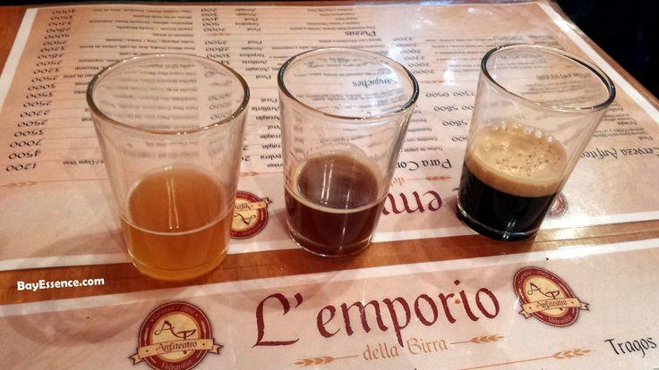 Curso de cerveza artesanal en Valparaíso, una buena forma de inspirarte e hacer tu propia cerveza! Revisa nuestra experiencia en L'Emporio della Birra