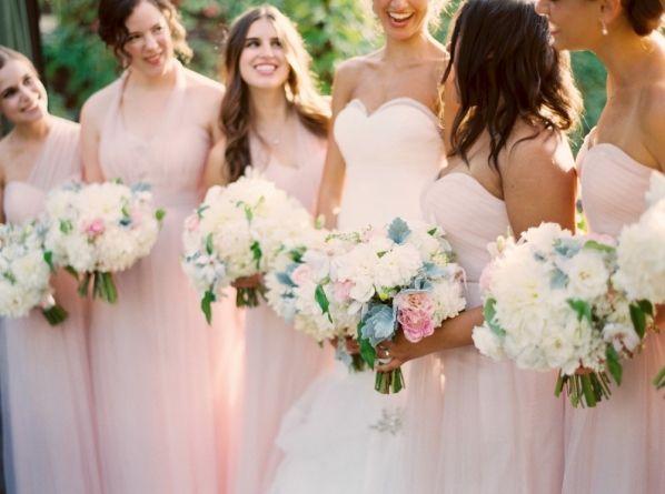wedding dress wedding atelier bridesmaid dresses bhldn flowers poppies posies