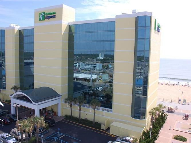 Official site of Holiday Inn Express & Suites Va Beach Oceanfront. Stay Smart, rest, and recharge at Holiday Inn Express - Best Price Guarantee.