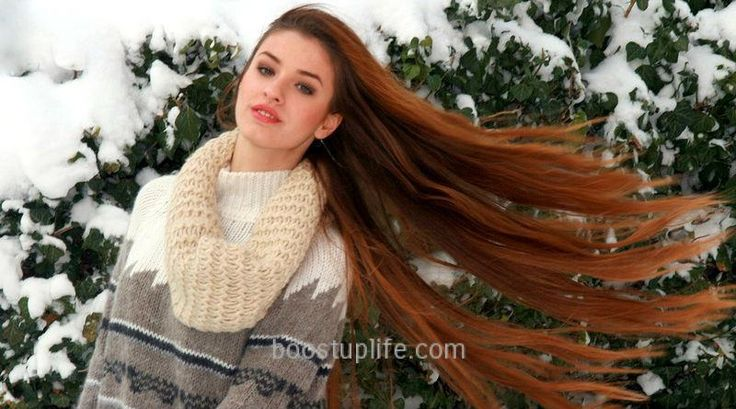 how to make your hair grow faster and shinier