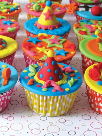 carnival #cupcakes