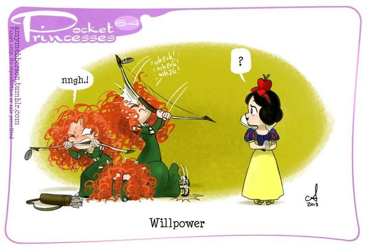 Pocket Princesses 64