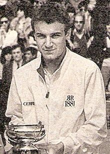 Mats Wilander is a former World No. 1 tennis player from Sweden.