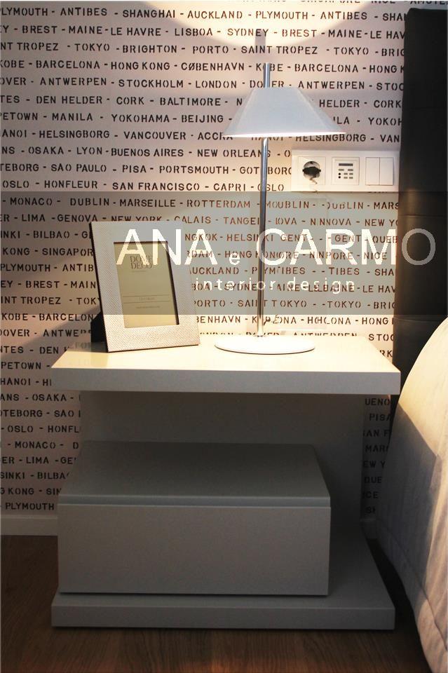 Quarto Ana e Carmo