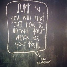 Jump Quotes on Pinterest | Feeling Used Quotes, Being Young Quotes ... via Relatably.com