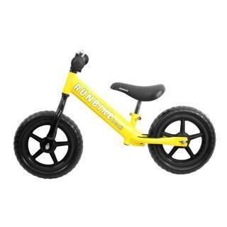 Runbike Beck (желтый)  — 7100р. -------------------------------- Беговел Runbike Beck (желтый) предназначен для обучения катанию на двухколесном велосипеде. Один из самых легких беговелов в своем классе. Это означает, что даже самые маленькие дети будут чувствовать себя комфортно. Литые колеса с закрытыми подшипниками. Бескамерные высокопроходимые шины. Пластиковая ступица. Ручки с боковыми ограничителями для большей безопасности. Звонок на руле в комплекте. Регулировка под рост ребенка…