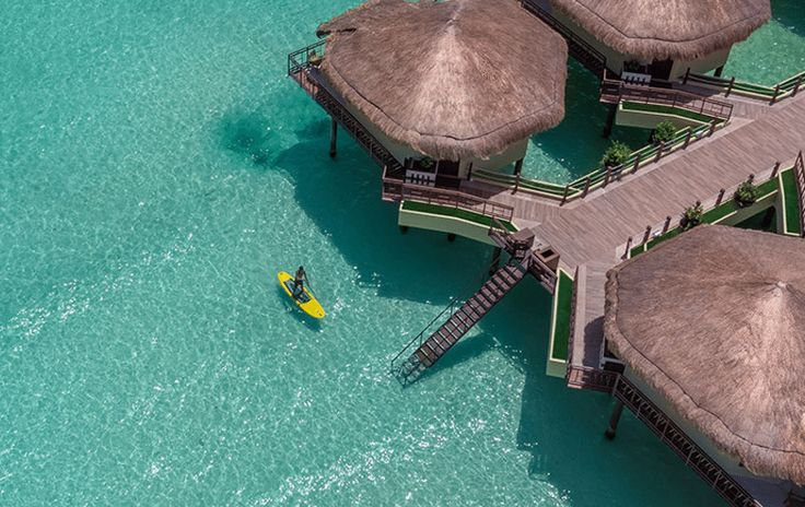 6 Overwater Bungalows That Are Closer—And Cheaper To Get To—Than You May Think