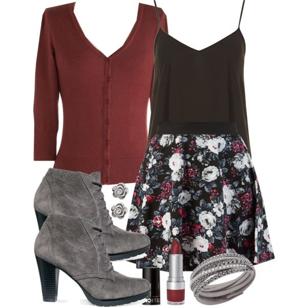 """""""Lydia Inspired Outfit with Requested Boots"""" by veterization on Polyvore"""