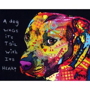 : Animals, Dogs, Dean Russo, Gratitude Pit, Dean O'Gorman, Art