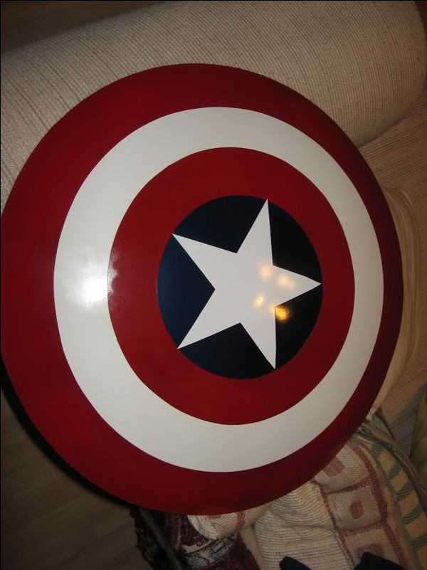 captain america shield tutorial... have fun!!! in The Library of Do It Yourself! Forum