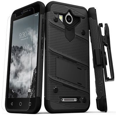 Cases Covers and Skins 182070: Alcatel Tetra 6753B 5041C 5041 Bolt