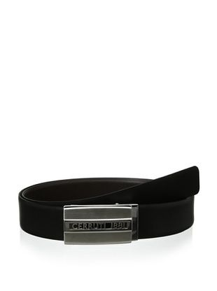 70% OFF Cerruti 1881 Men's Reversible Belt (Nero Testa Moro)