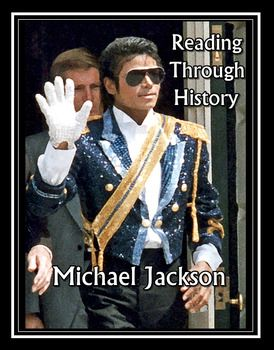 This is a single four page unit from Reading Through History documenting the life, career, and achievements of the pop music star Michael Jackson.  There is a one page biography followed by three pages of student activities.  The student activities include multiple choice questions, a student response essay question, a guided reading activity, and vocabulary activities.