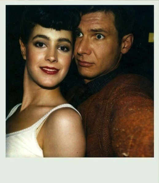 Awesome Blade Runner polaroids...I recently watched it for the first time, and I wanted to like it more than I did.