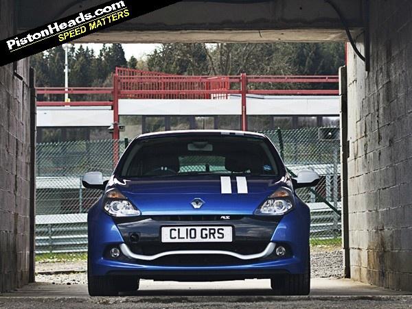 New RenaultSport Clio RS Gordini