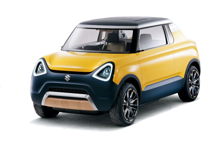 Preview Salon Automobile Tokyo : Suzuki Concept #design #car #voiture #suzuki #tokyo