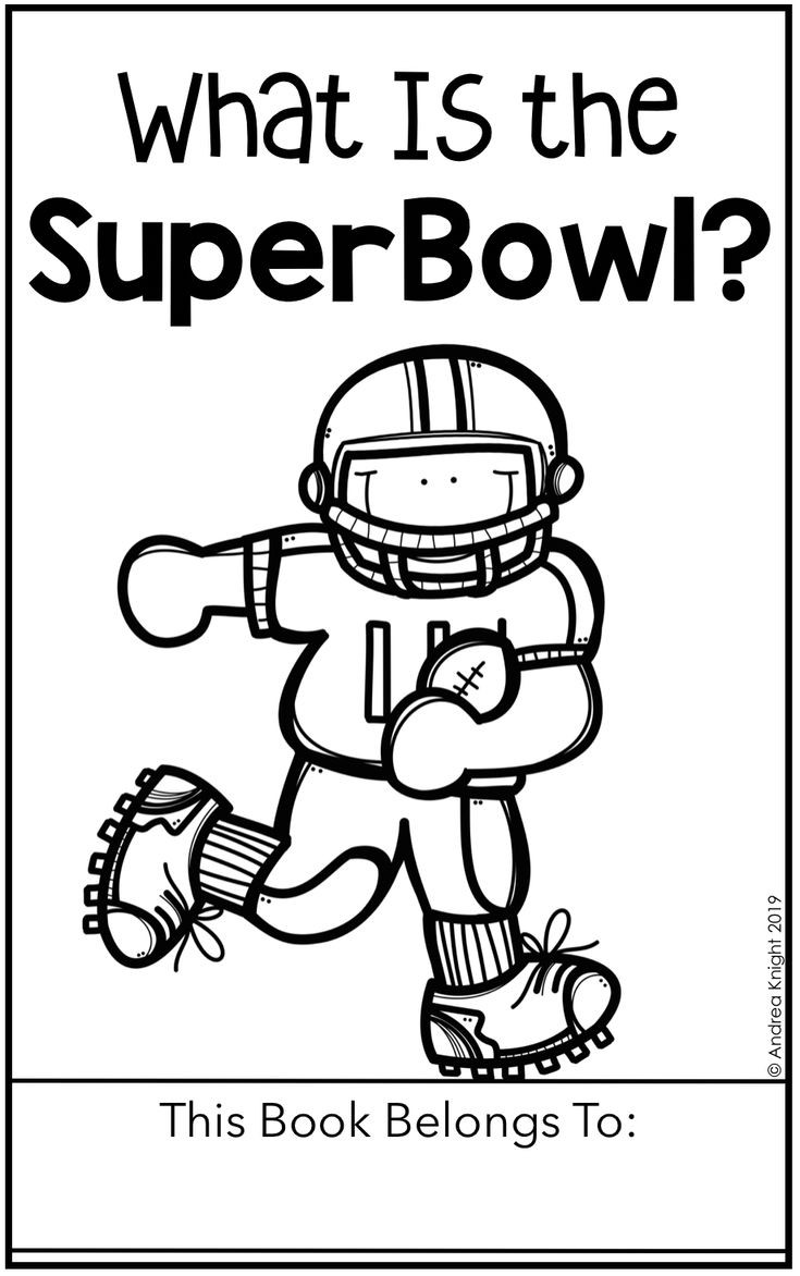 Football & The Super Bowl (Nonfiction Text and