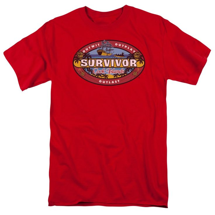"Checkout our #LicensedGear products FREE SHIPPING + 10% OFF Coupon Code ""Official"" Survivor / Cook Islands - Short Sleeve Adult 18 / 1 - Survivor / Cook Islands - Short Sleeve Adult 18 / 1 - Price: $29.99. Buy now at https://officiallylicensedgear.com/survivor-cook-islands-short-sleeve-adult-18-1"