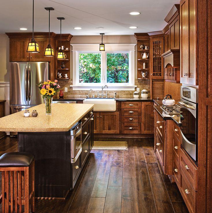 Best 25+ Dark Kitchen Floors Ideas On Pinterest