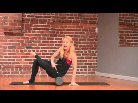 5-Minute Warmup With a Foam Roller - Hello HealthyHello Healthy