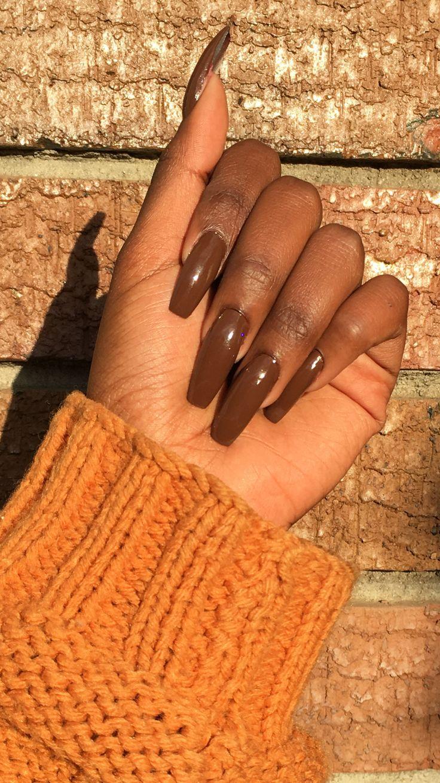 Eye-catching acrylic nails for summer #acrylicnailsforsummer #AcrylicNailsChrist…