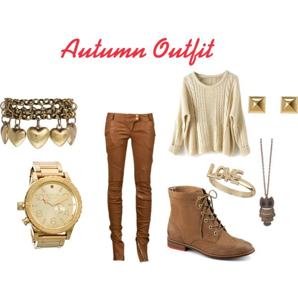 """autumn outfit"" by iasemin1987 on Polyvore"