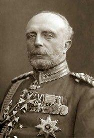 General Feldmarschall Oskar von Lindequist