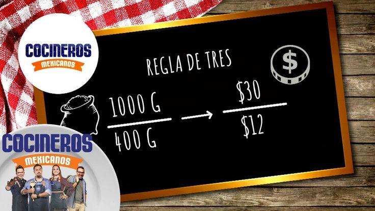 Consejos de JoséRa para costear tu alimentos   Cocineros Mexicanos - YouTube