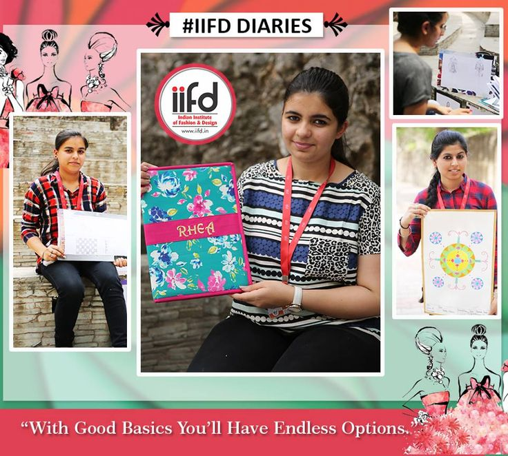 ======== IIFD DAIRIES =========  With Good Basics, You'll Have Endless Options!!!  Get more info @ http://iifd.in or http://www.iifd.in/diploma-in-fashion-designing #iifd #best #fashion #designing #institute #chandigarh #mohali #Panchkula #Delhi #Ambala #Sector35 #punjab #Himachal #Haryana #design #indian  #iifd.in #admission #open #create #miss #India #imagine #Bsc #Course #Interior #Master #Courses #Textile #MSC #Degree #Diploma #College #Colleges #institutes