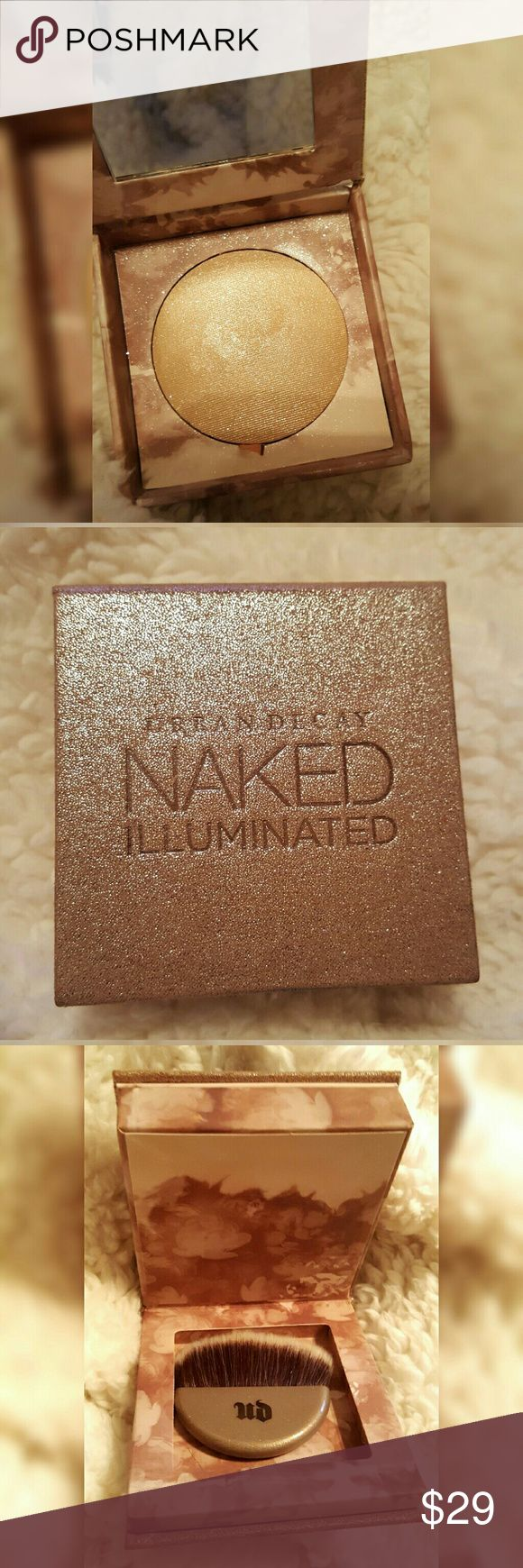 Selling this Urban decay naked illuminated highlight luminous on Poshmark! My username is: _rach512_. #shopmycloset #poshmark #fashion #shopping #style #forsale #Urban Decay #Other