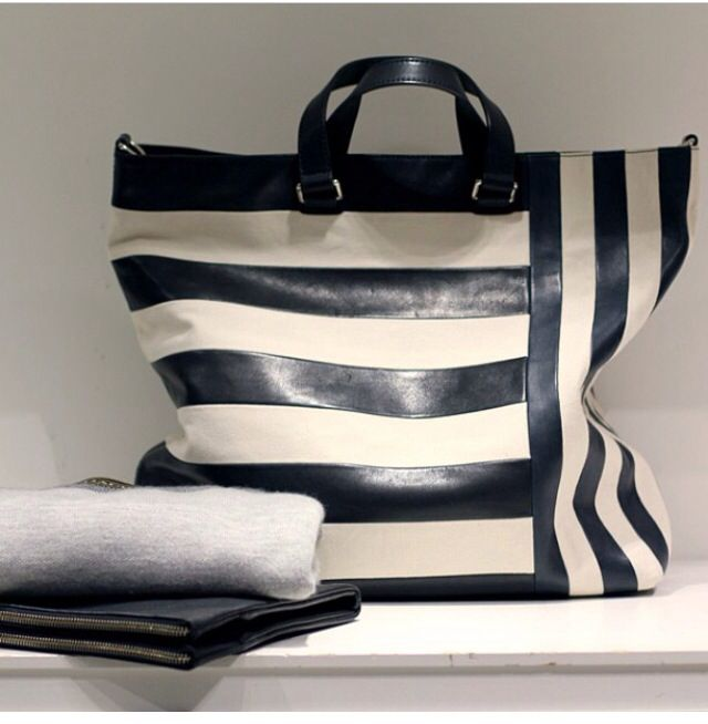 coach pocketbooks outlet fu4w  Spring 2014 Coach black stripe purse
