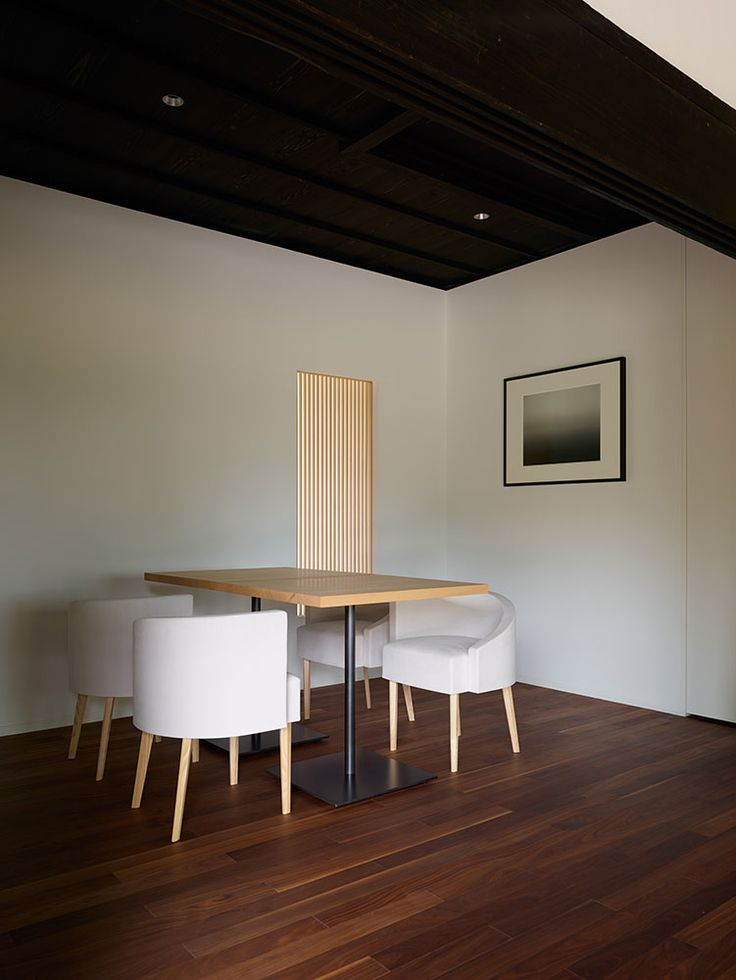 素透撫 Stove/清春芸術村に隣接する杉本博司デザインの料理店「素透撫 STOVE」