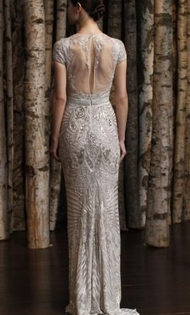 Naeem Khan Madrid: buy this dress for a fraction of the salon price on…