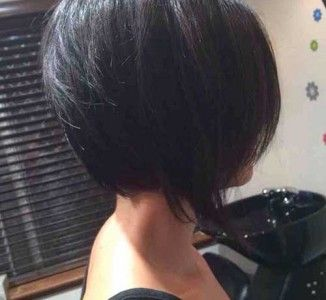 15+ Inverted Bob Back View