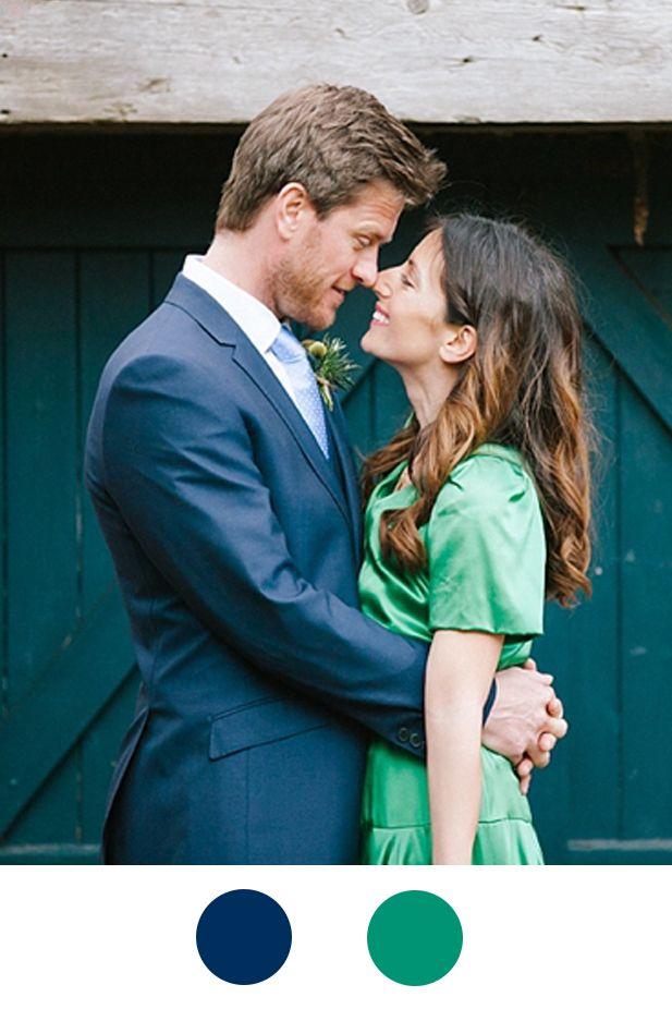 Paleta De Colores Matrimonios En Invierno Azul Marino Verde Esmeralda Boda Azul Boda Azul Marino Boda Rosa