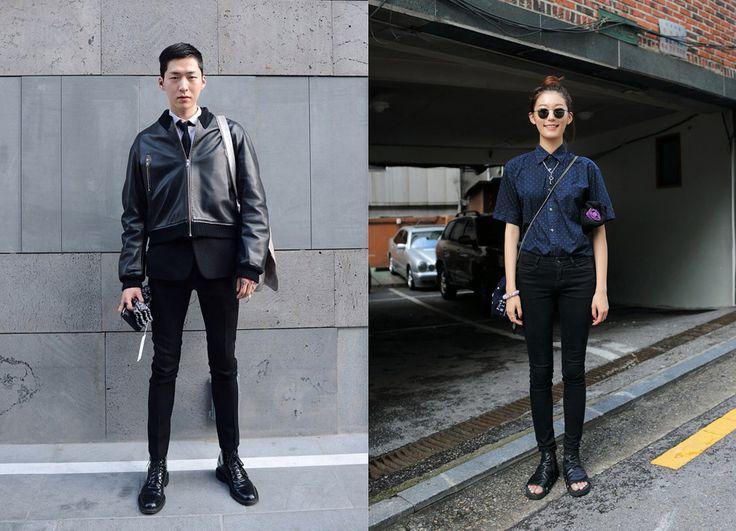 PeoplePurple – street fashion à Seoul