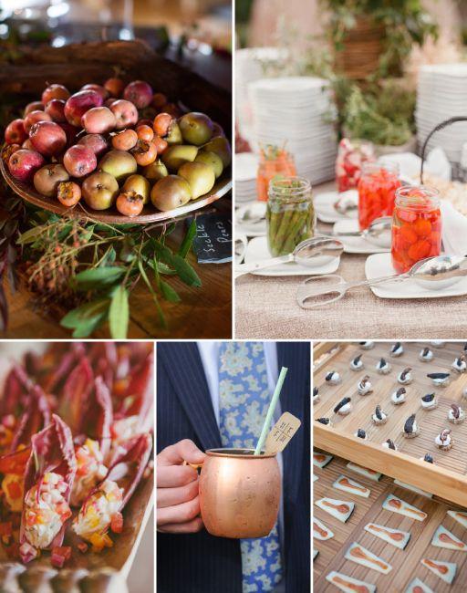 Fall Wedding Food & Drink Trends | Theknot.com