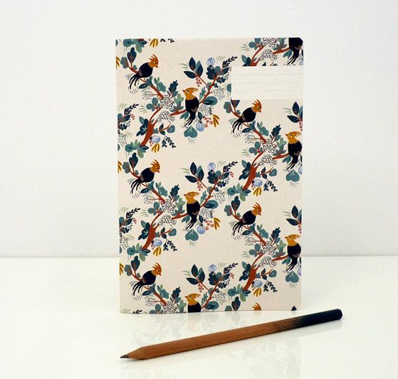 "1 ""Tea time"" notebook - 1 carnet ""Tea time"""